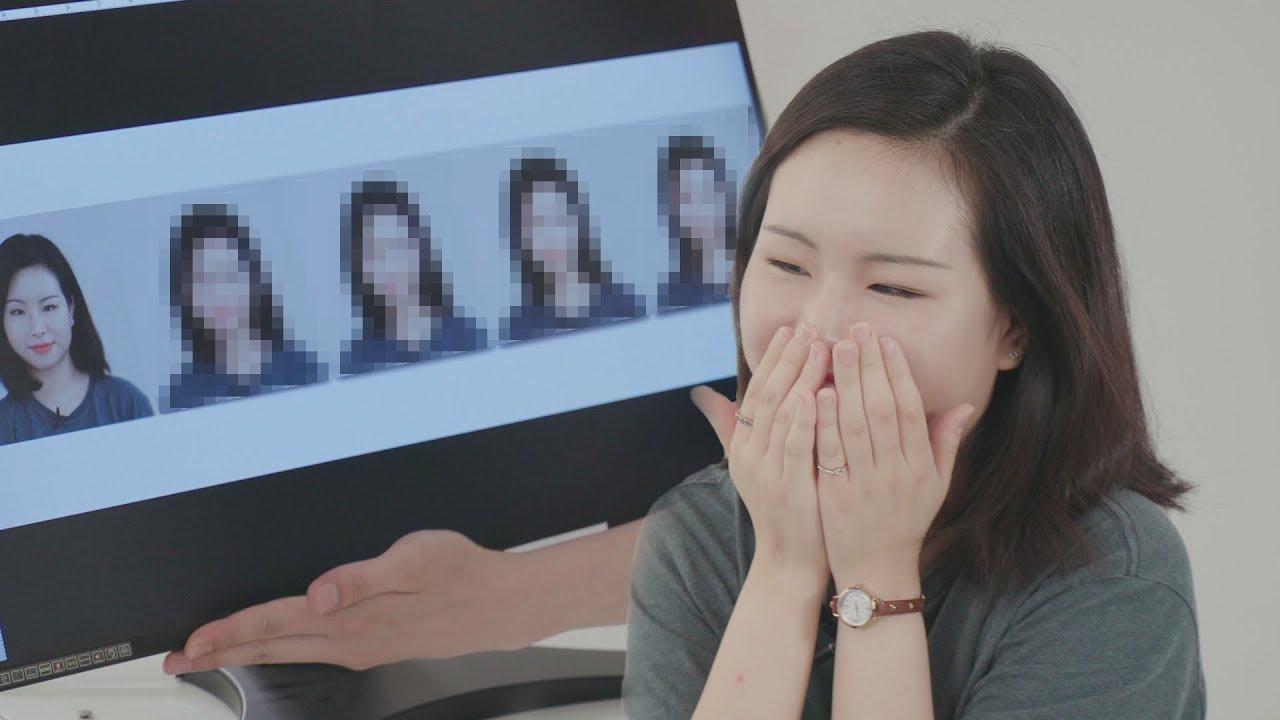Фотошоп на корејски начин