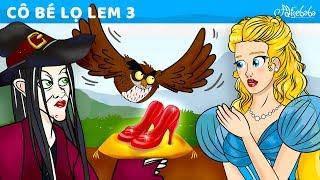 Cô bé lọ lem tập 3 - Dép ma thuật - truyện cổ tích việt nam - phim hoạt hình cho trẻ em