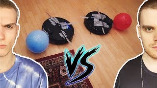 KAMPF der SAUGROBOTER! (VIK vs. NIEK)