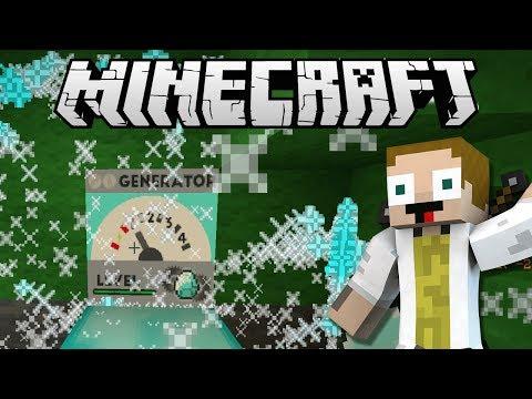 [GEJMR] Minecraft - SPEED EggWars - Upravené Generátory a velký FAIL