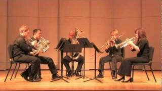 Ewald - Quintet No. 1, II. Adagio-Allegro vivace-Adagio