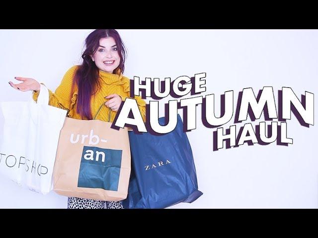 ZARA, TOPSHOP, URBAN OUTFITTERS | Autumn Haul