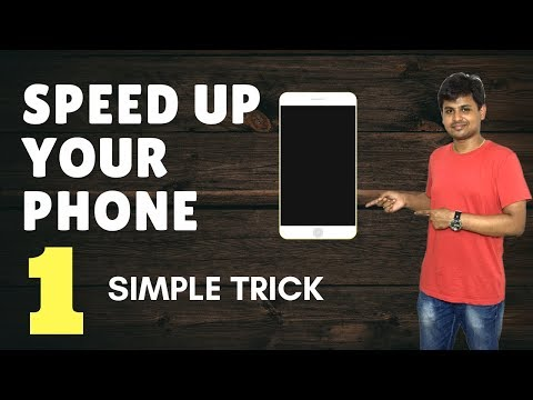 How To Speed Up Your Android Phone With This SIMPLE Trick