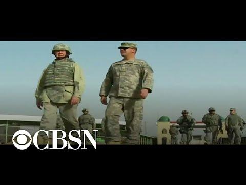 Trump orders 1,500 troops to Middle East
