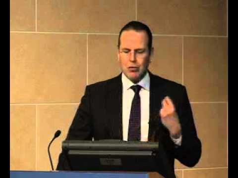 Anders Borg on the Continuing Impact of the European Crisis