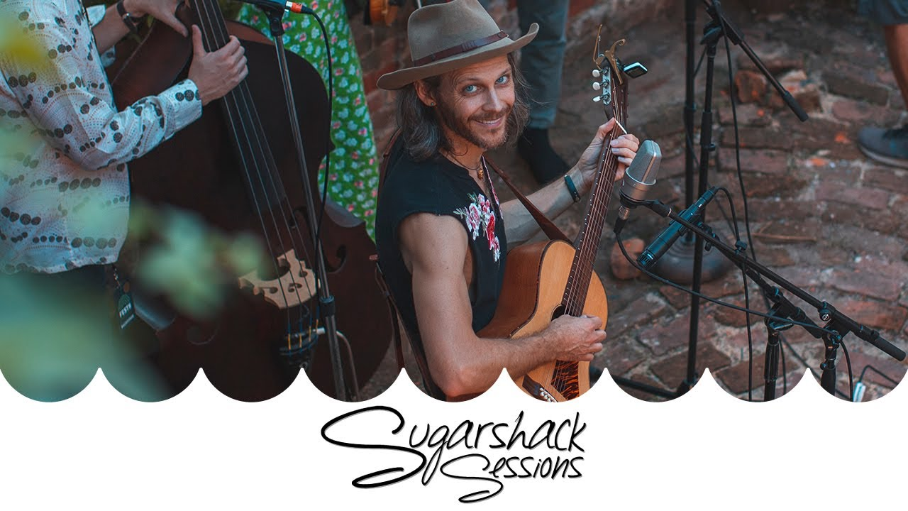 David Wax Museum - How Do You Know If You're Dreaming? (Live Acoustic)   Sugarshack Sessions