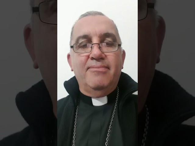 Palabras del  Padre Obispo Nicolás Baisi con motivos de la fiesta del Sagrado Corazón de Jesús.