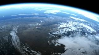 Earth Zoom & Earth from Space Animation HD