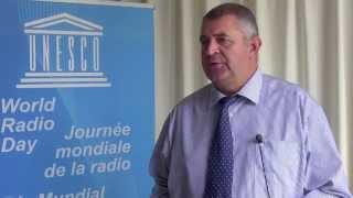 Всемирный день радио: Жан-Франсуа Раскян