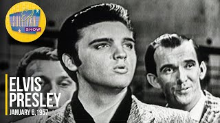 """Elvis Presley """"Peace In The Valley"""" on The Ed Sullivan Show"""