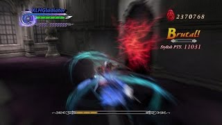 DMC4SE - Dante Must Die - Mission 10 - Vergil - 100% Perfect S Rank (SSS)
