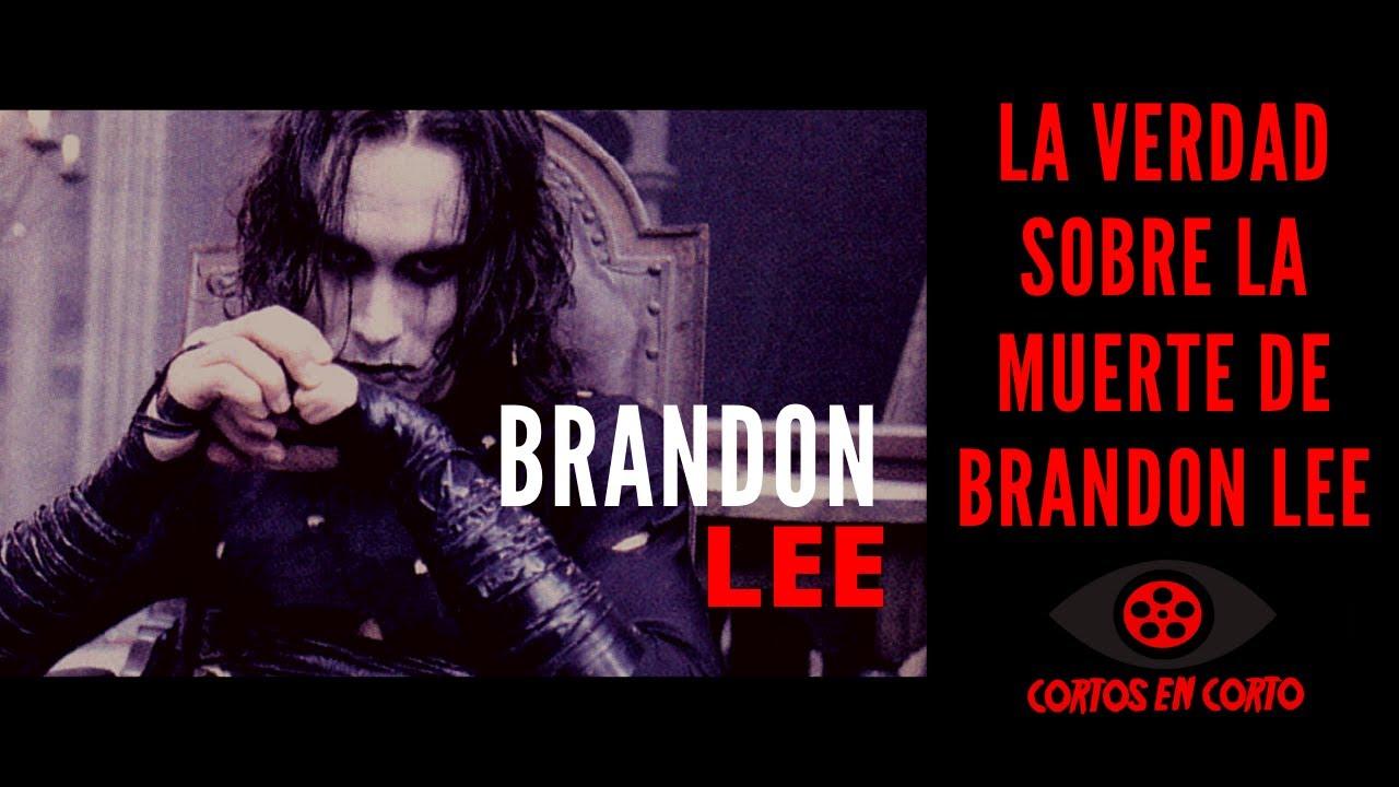 Brandon Lee: La verdad sobre su muerte.