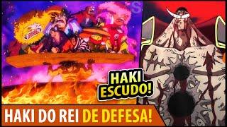 REVELADO O PODER DO HAKI SUPREMO DE DEFESA!? ISSO EXPLICARIA ESTES MISTÉRIOS?!