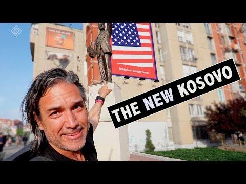 PRISTINA, KOSOVO | EXPERIENCING THE NEWBORN COUNTRY | EP 153