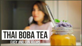Thai Bubble Tea Recipe for $2 - with FAILS