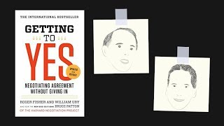 Negotiation Principles: GETTING TO YES by Roger Fisher and William Ury | Core Message