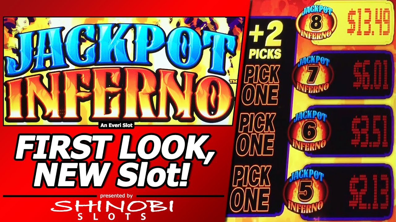 Inferno Slot Machine - Review & Play this Online Casino Game