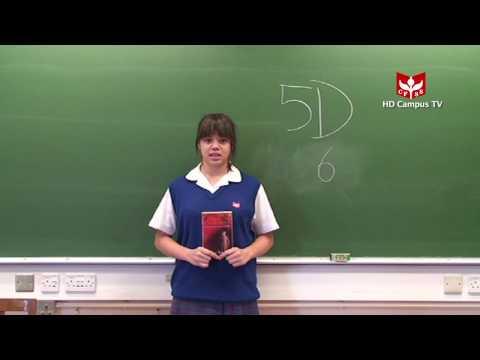 """CFSS Go-English Channel - """"SBA Oral Presentations"""""""
