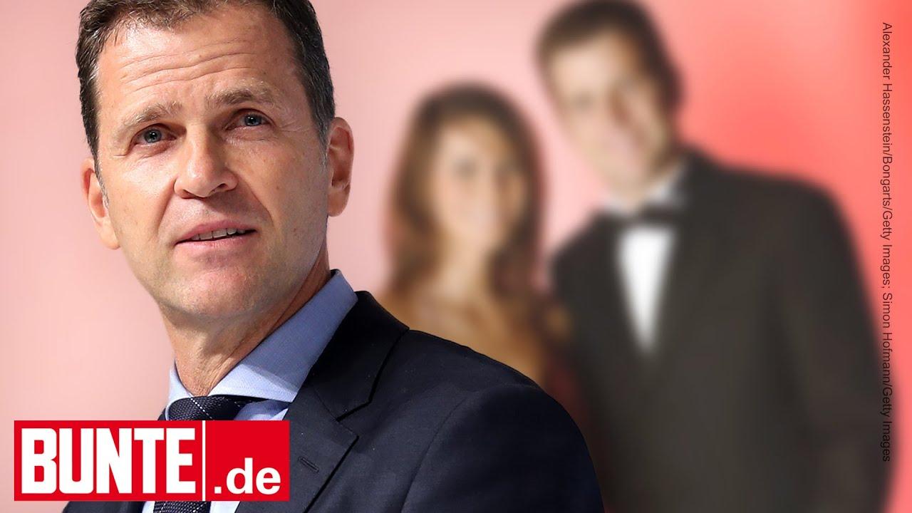 Oliver Bierhoff Seit 19 Jahren Verheiratet Seine Ehefrau Klara Ist Eine Schonheit Youtube