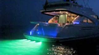 Download Lumishore - Underwater LED Boat & Yacht lights,  Color-Change model creating a Swimming Pool effect Mp3 and Videos