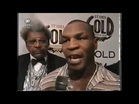 Mike Tyson - Intimidating Moments (Quotes)