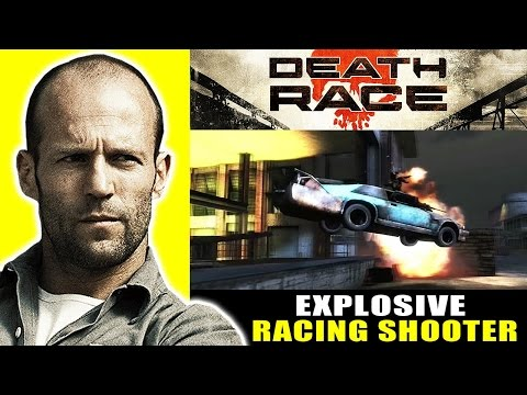 Death Race The Game : Explosive Car Racing Shooter (ios Gameplay Tutorial)