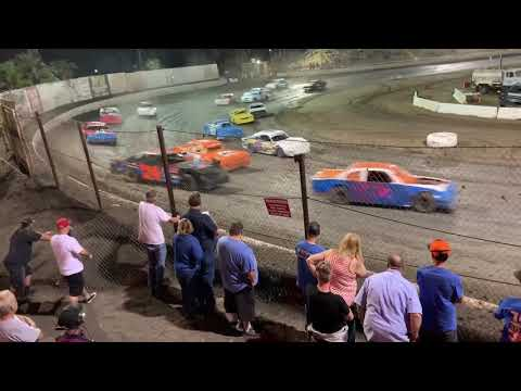Bakersfield Speedway 04-27-19 Hobby Main