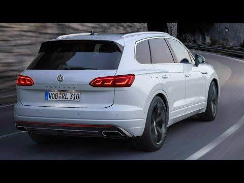2019 Volkswagen Touareg R-Line - New High-Tech Flagship SUV