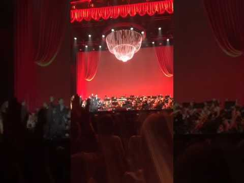 Il Volo in Bologna - first part of the concert - Notte Magica Tour 2017