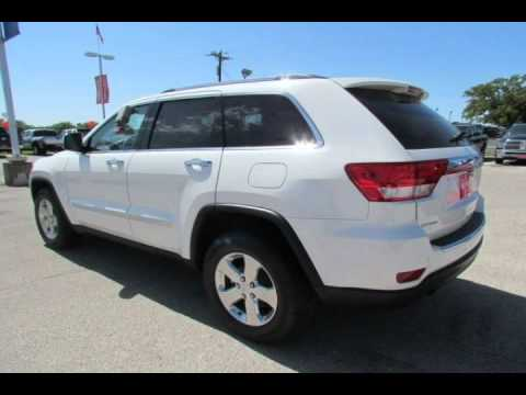 2012 Jeep Grand Cherokee White Port Charlotte Fl Youtube