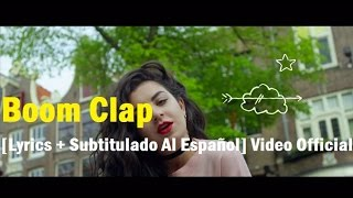 Charli XCX - Boom Clap [Lyrics + Subtitulado Al Español] Video Official HD VEVO