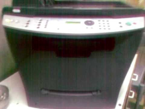 Driver UPDATE: Lexmark X342N Printer Print/Scan