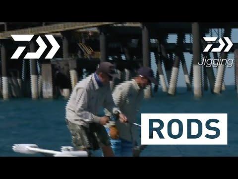 Saltist LD Reels & Monster Mesh Rods