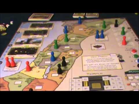 Kingdom of Solomon Board Game Review