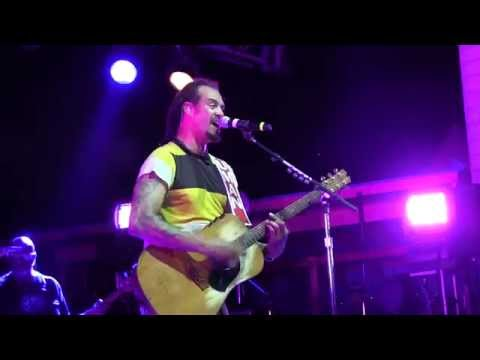 """Michael Franti & Spearhead perform """"ONCE A DAY"""" July 24, 2015. HILLSIDE FESTIVAL. Guelph, Canada."""