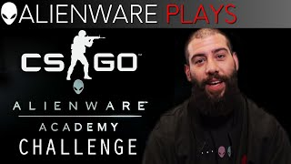 Win An Alienware Headset - CS:GO Challenge on Alienware Academy