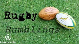 Rugby Rumblings 4 - #Beast100, a massive haka and Simelane's monster try