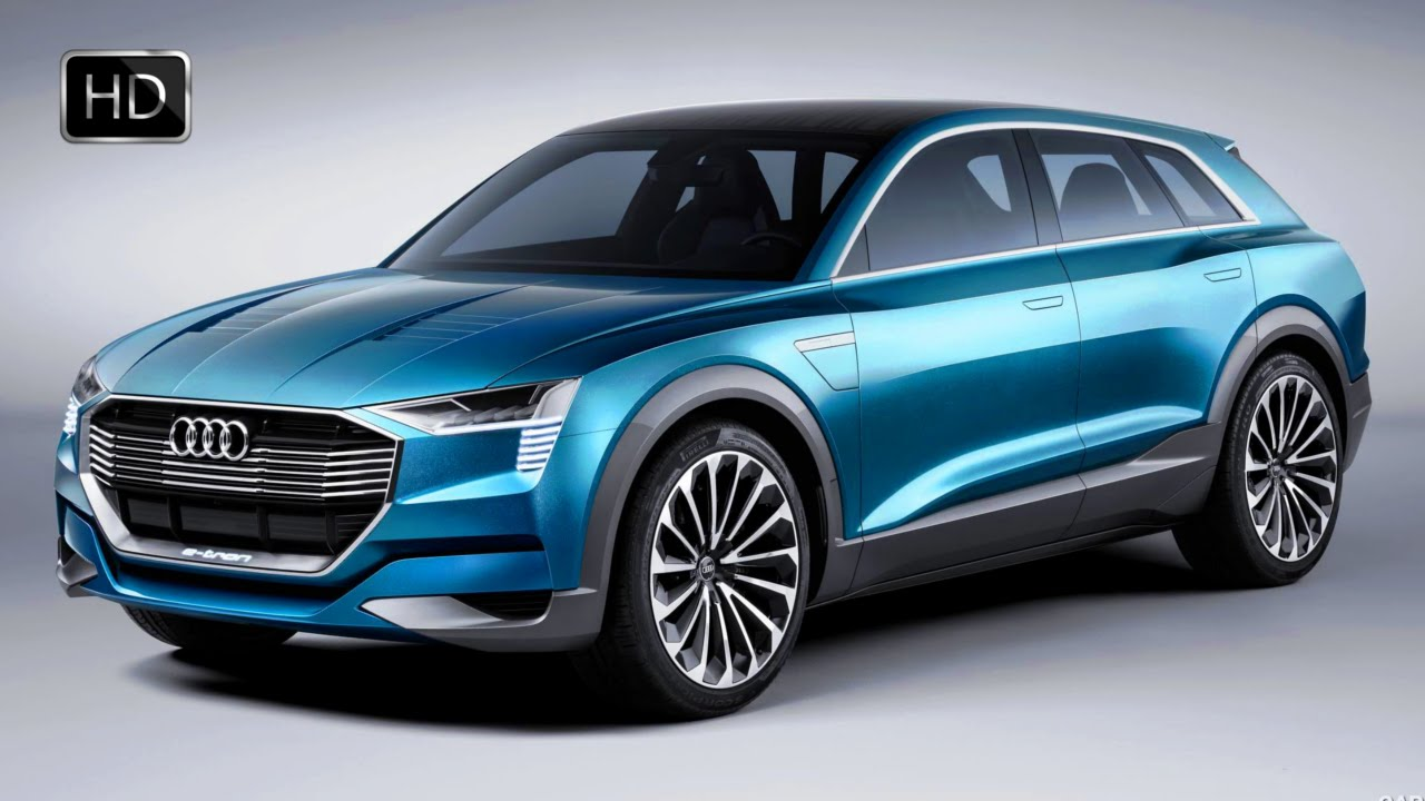 2018 Audi E Tron Quattro Suv Concept Exterior Interior Design Hd You