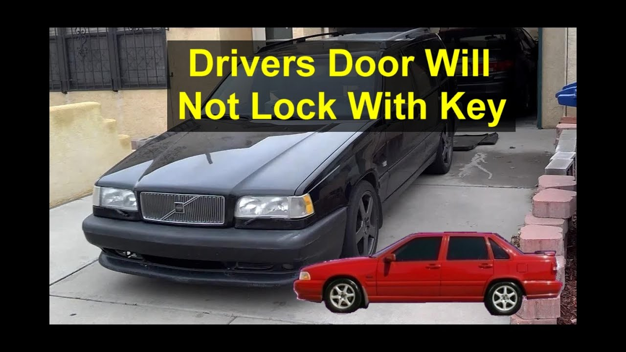 How To Repair Your Drivers Door To Lock And Unlock With
