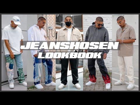 JEANSHOSEN LOOKBOOK  