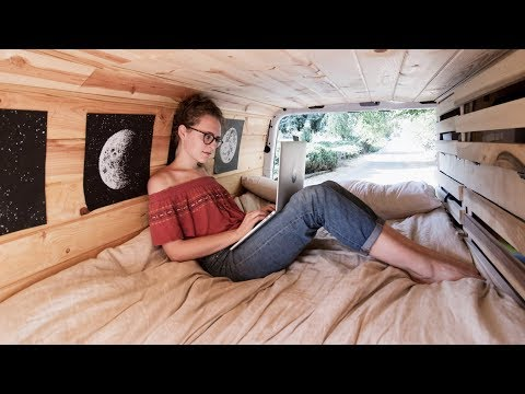 1 MONTH VAN LIFE EXPENSES | how much living in a van actually costs