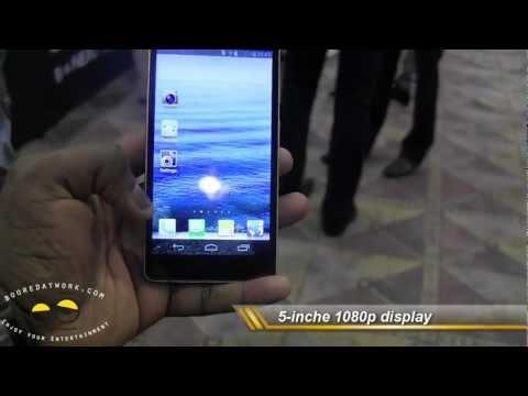 CES 2013: Huawei Ascend D2- The true flagship