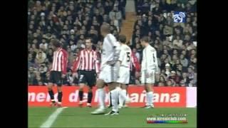 real madrid vs Athletic bilbao 2003/04