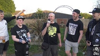 DEAD MOB - Interview & Live - Punks News For Punx! - MPRV News