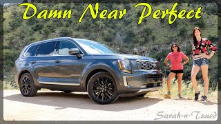 Best Bang for the Buck! // 2020 Kia Telluride SX AWD Review
