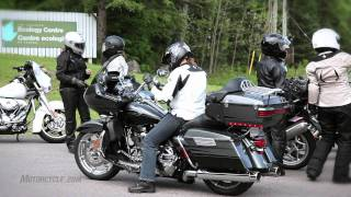 2011 Womens Motorcycle Ride - Algonquin Park