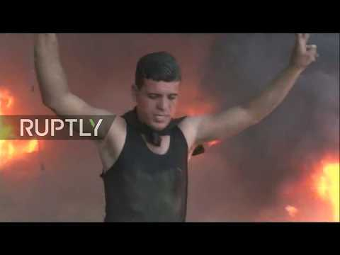 Live:  Palestinian 'Great March of Return' protests continue in Gaza Strip