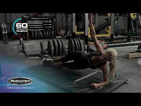 1mn on a Muscle by Muscletech - Jenna Renee Webb