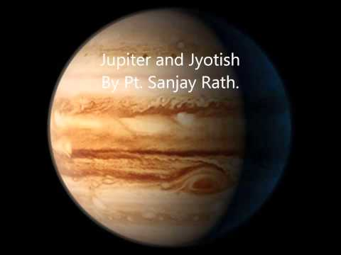 Jupiter and Jyotish : CD01 Foundations of Jyotish -01 Pt. Sanjay Rath