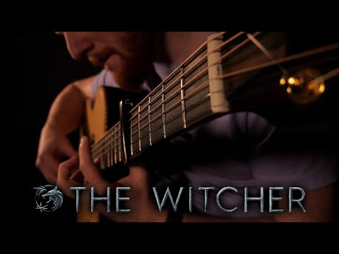 Toss A Coin To Your Witcher (The Witcher OST) - Fingerstyle Guitar Cover
